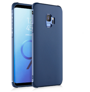 847-Ultra Thin Soft Silicon Case For Samsung S9/S9+