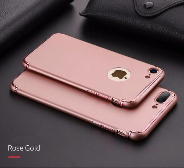 Ultra-thin Matte Slim Case For iPhone- 2 Pieces For Extra 15% OFF