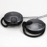 107-Subwoofer Ear Hook Headset