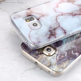 415-Fashion Marble Pattern Case For Samsung