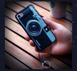 368-Luxury Vintage Camera Case For iPhone