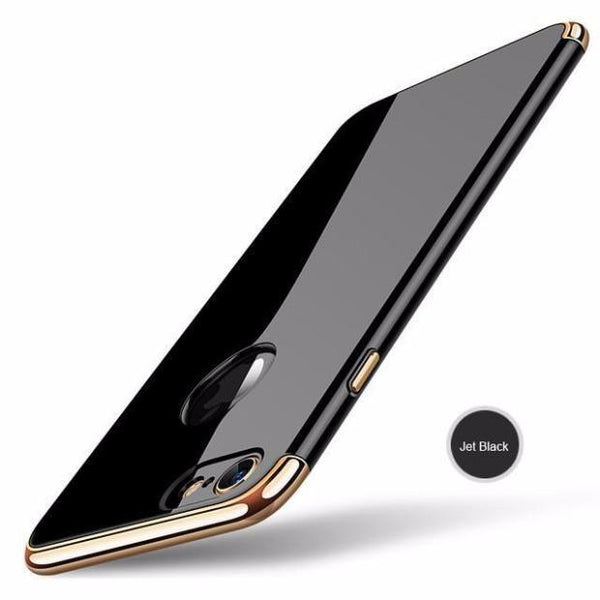 525-Luxury Thin Case For iPhone
