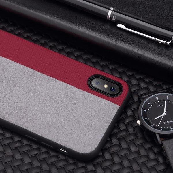 683-Ultra Thin Slim Case For iPhone X