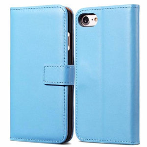 418-Wallet Flip Style Business Case For iPhone