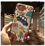 479-New 3D Fashion Pattern For iPhone Case