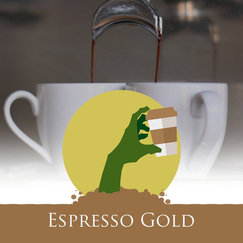 Coffee - Espresso Gold