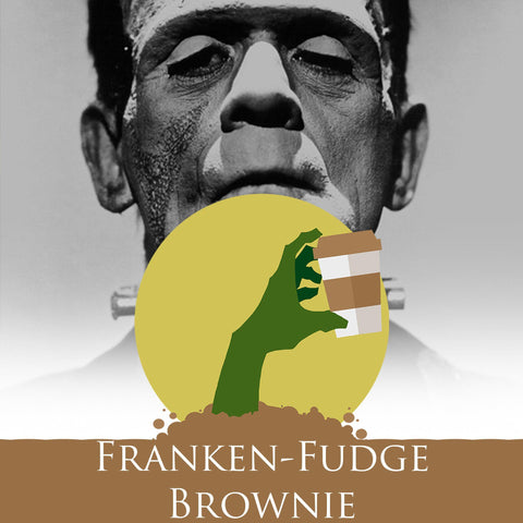 Coffee - Franken Fudge Brownie Flavored Coffee