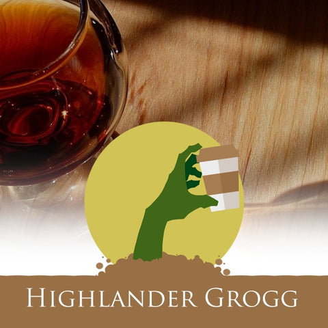 Coffee - Highlander Grogg Flavored Coffee