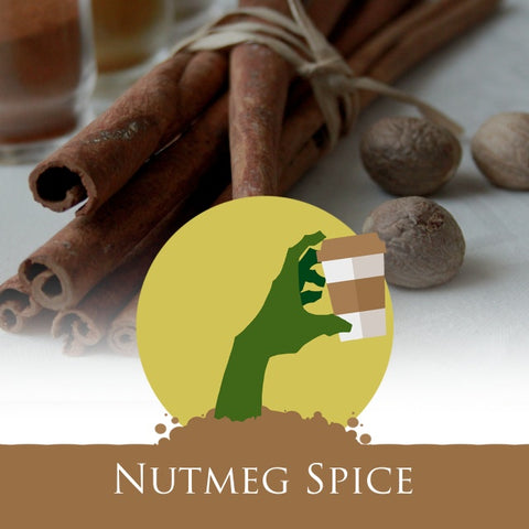 Coffee - Nutmeg Spice Flavored Coffee