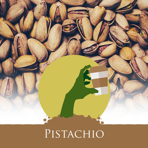 Coffee - Pistachio Flavored Coffee