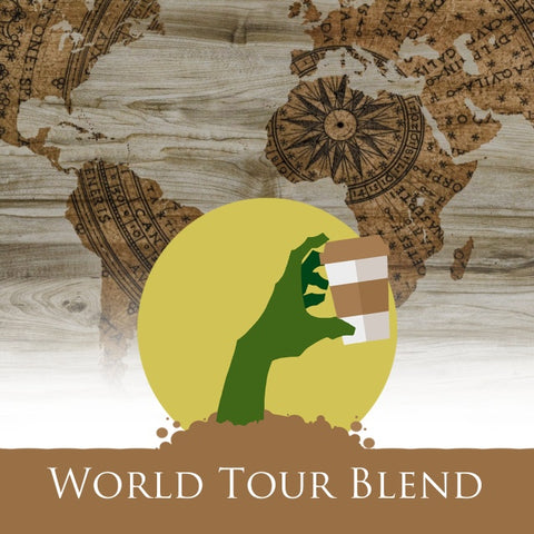 Coffee - World Tour Blend Coffee