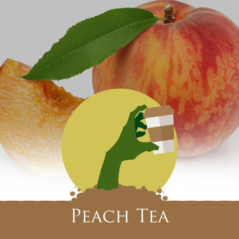 Peach Flavored Tea
