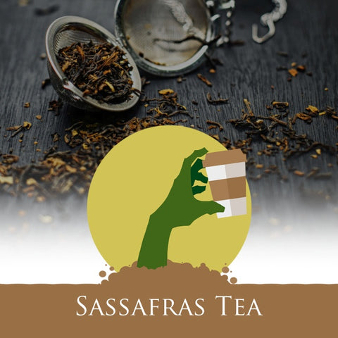 Tea - Sassafras Flavored Tea
