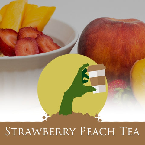 Tea - Strawberry Peach Flavored Tea