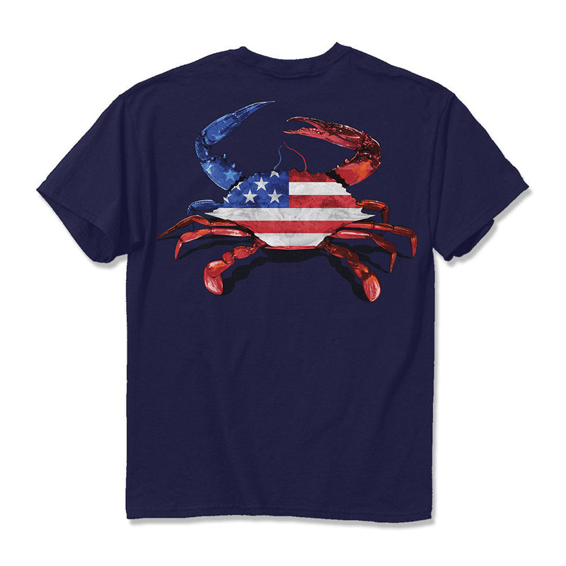Americrab T-Shirt - Maryland O Mine