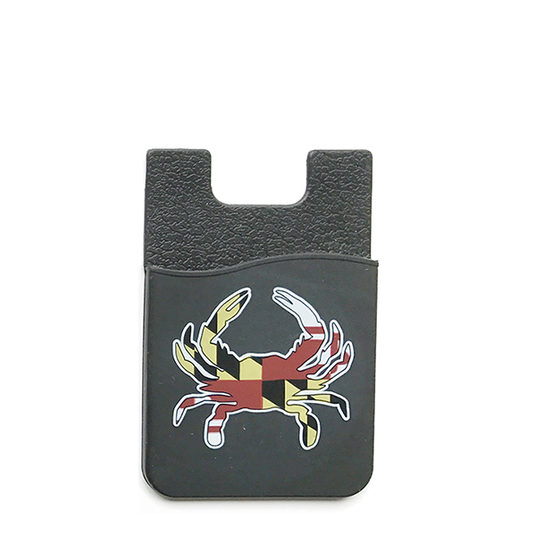 Cell Phone Card Holder - Maryland O Mine