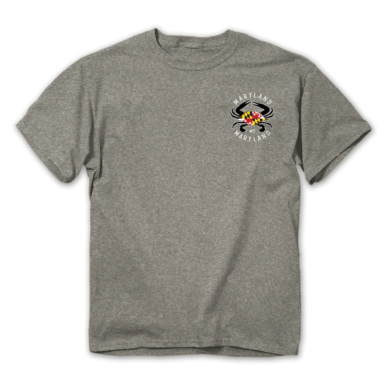 Get Hammered T-Shirt - Front - Maryland O Mine