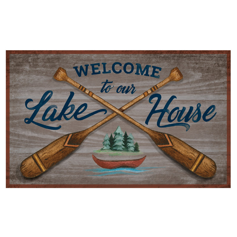 Lake House Floor Mat | Maryland O Mine