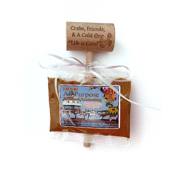 Life Is Good Crab Mallet Gift Set - Maryland O Mine