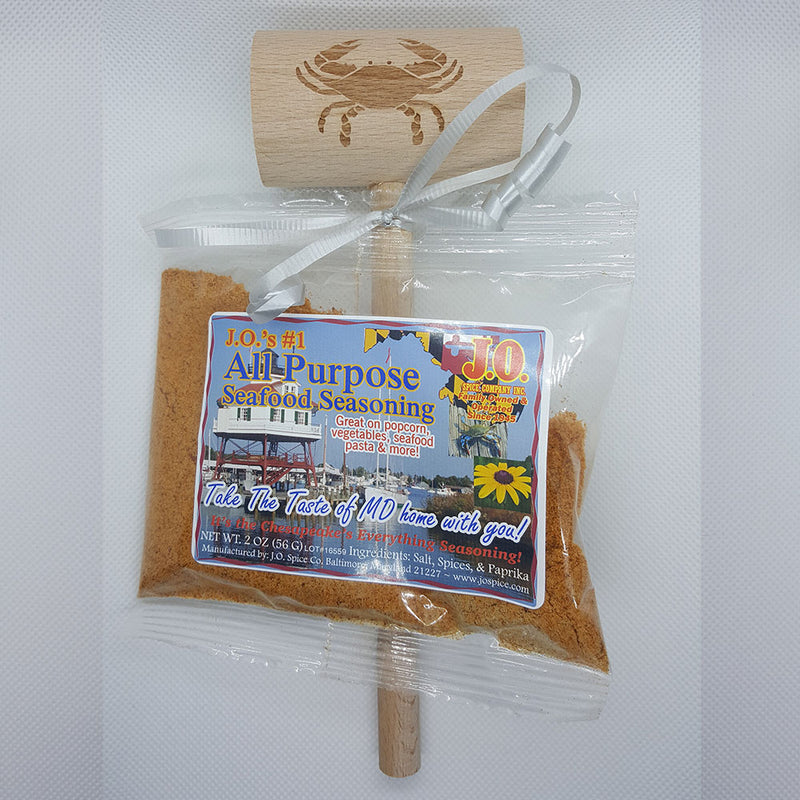 Crab Mallet Gift Set - Maryland O Mine