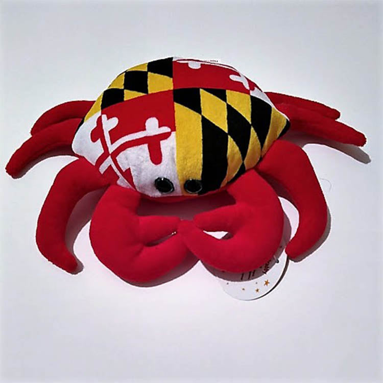Maryland Flag Crab - Maryland O Mine