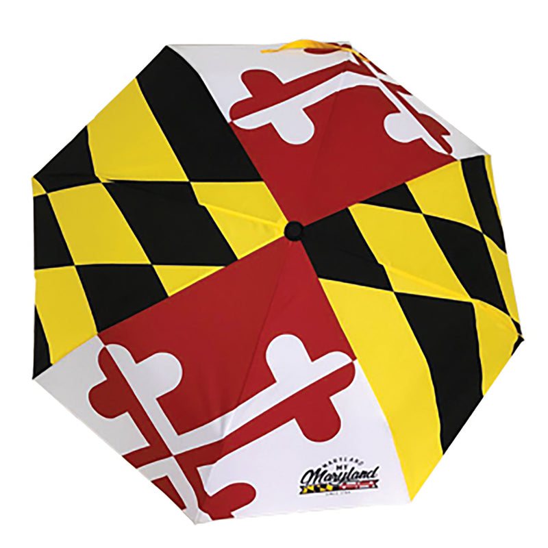Maryland Flag Umbrella - Maryland O Mine