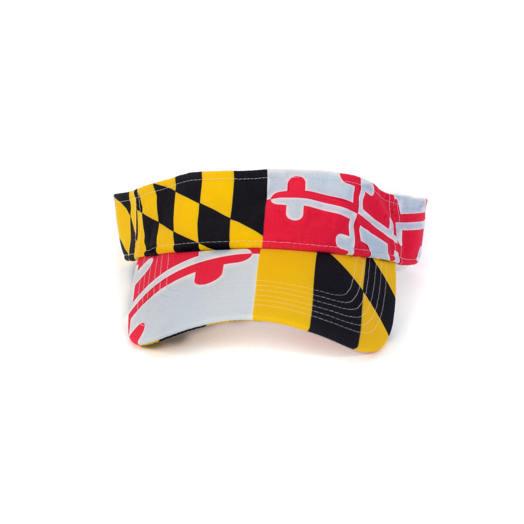 Maryland Flag Visor - Maryland O Mine