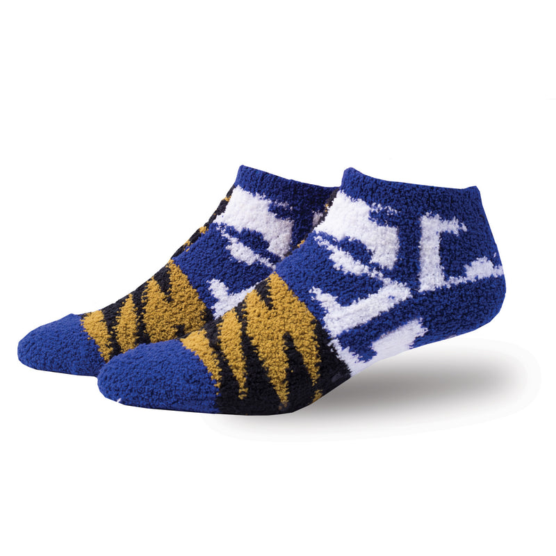 Maryland Purple Sleep Sock