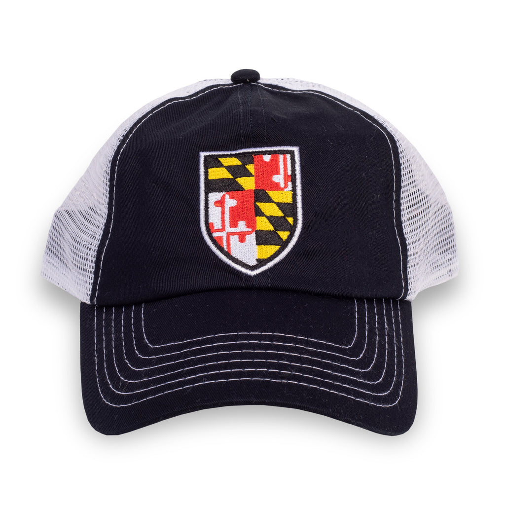 Maryland Shield Hat | Front | Maryland O Mine