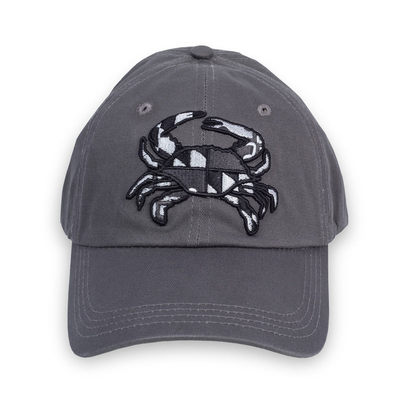 Maryland Tonal Grey Hat - Maryland O Mine