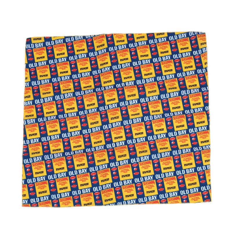 OLD BAY® Can Pattern Bandana - Maryland O Mine