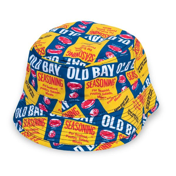OLD BAY® Can Pattern Bucket Hat - Maryland O Mine