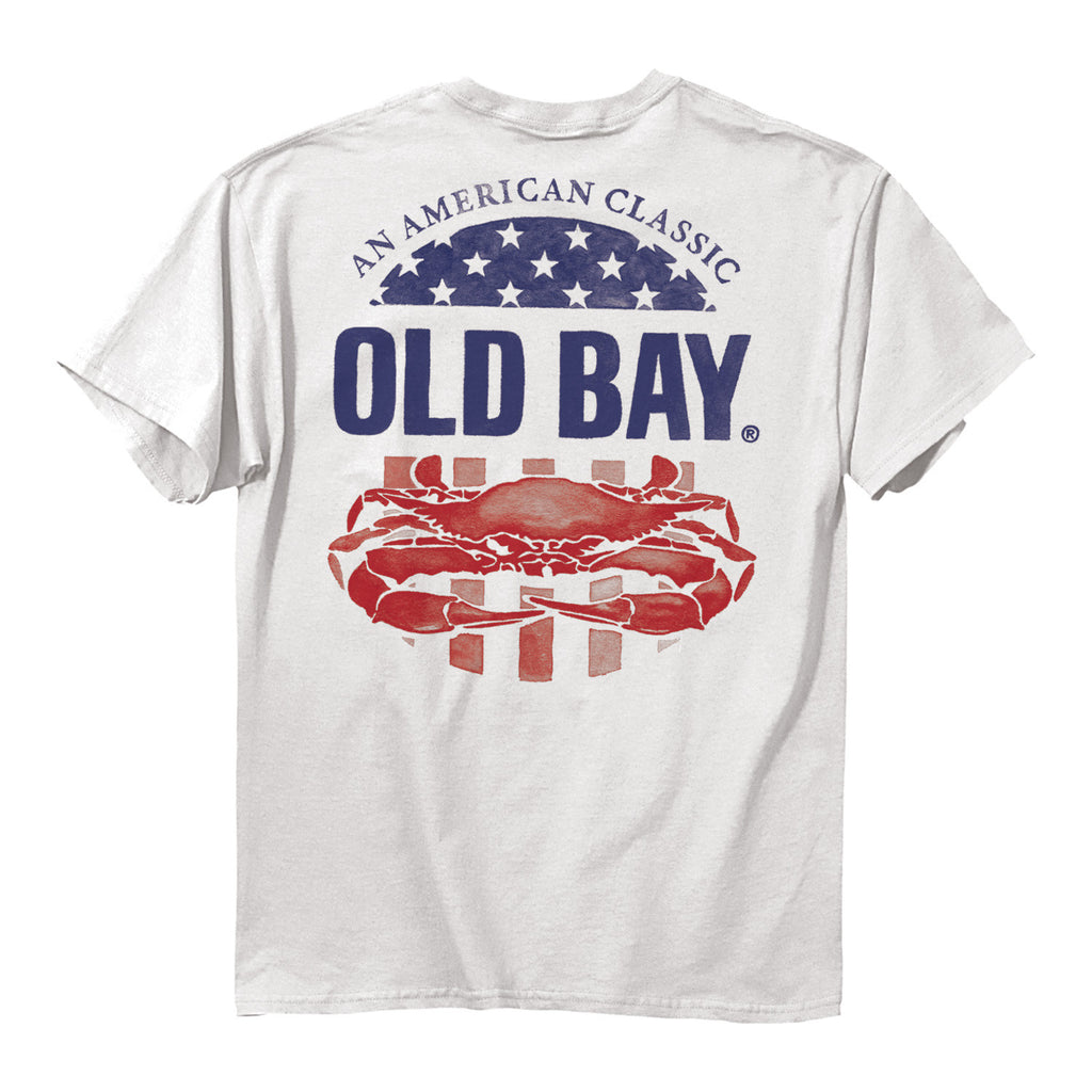 OLD BAY® Classic Watercolor T-Shirt - Maryland O Mine