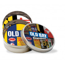 OLD BAY® Coaster Set - Maryland O Mine