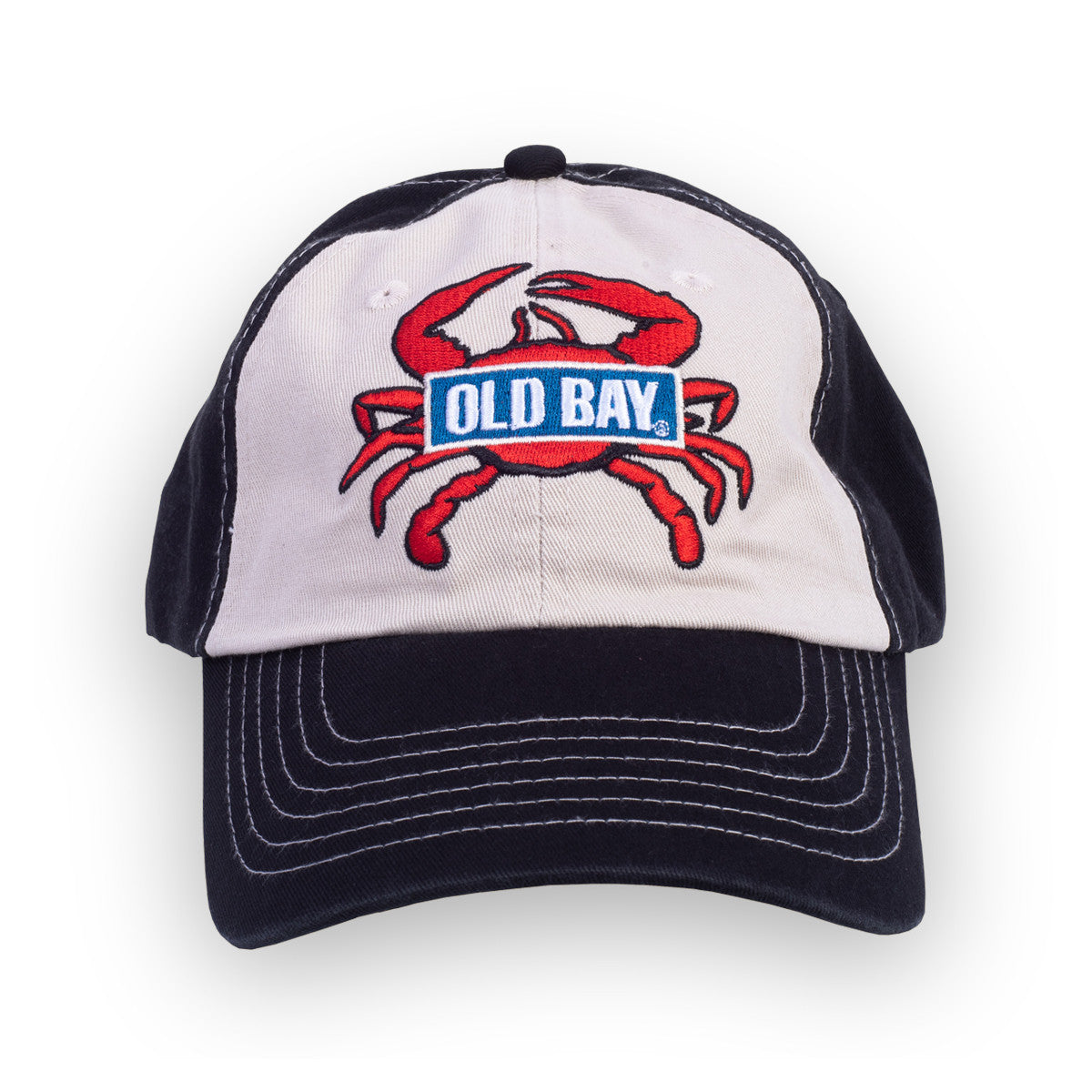 e60650c08be ... australia old bay crab hat front maryland o mine 0f35c 1a533