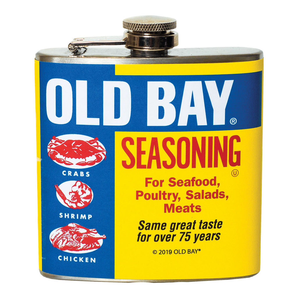 OLD BAY® Flask - Maryland O Mine