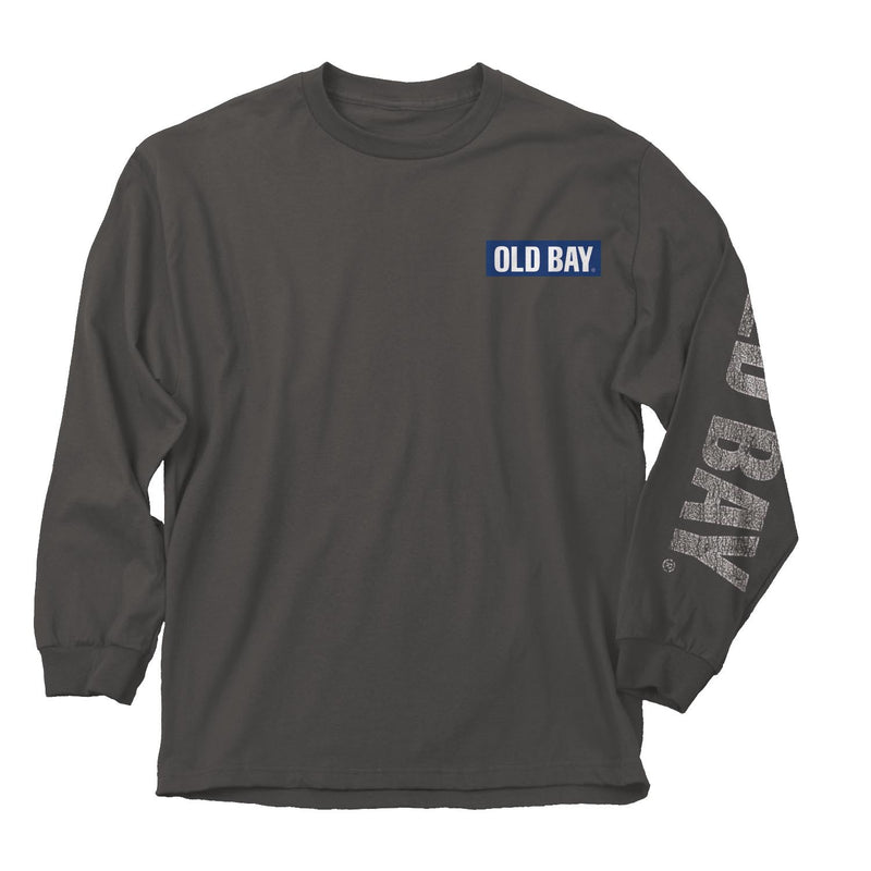 OLD BAY® Good Boy Long Sleeve Front - Maryland O Mine