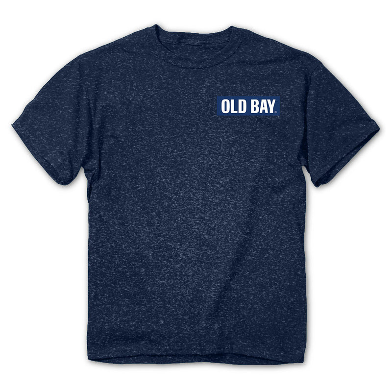 OLD BAY® License Plate T-Shirt - Front - Maryland O Mine