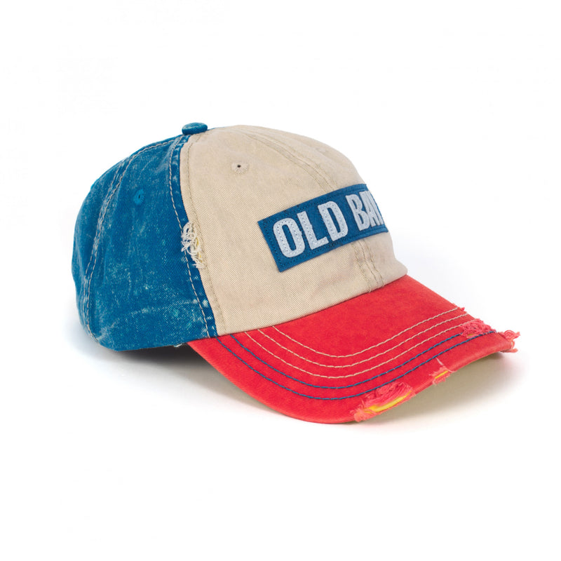 OLD BAY® Logo Hat - Right - Maryland O Mine