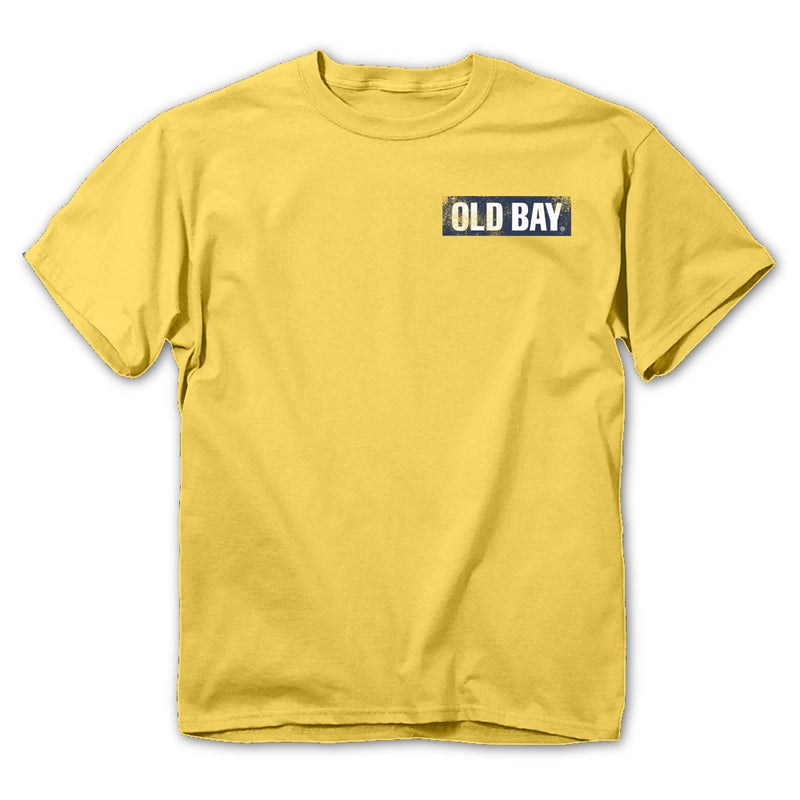 OLD BAY® On My OLD BAY T-Shirt - Front - Maryland O Mine