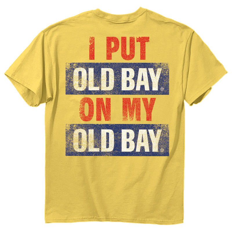 OLD BAY® On My OLD BAY T-Shirt - Maryland O Mine