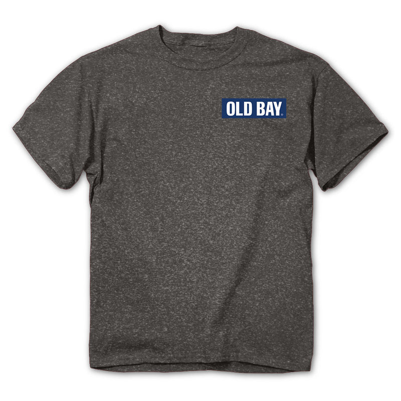 OLD BAY® Open Can T-Shirt - Front - Maryland O Mine