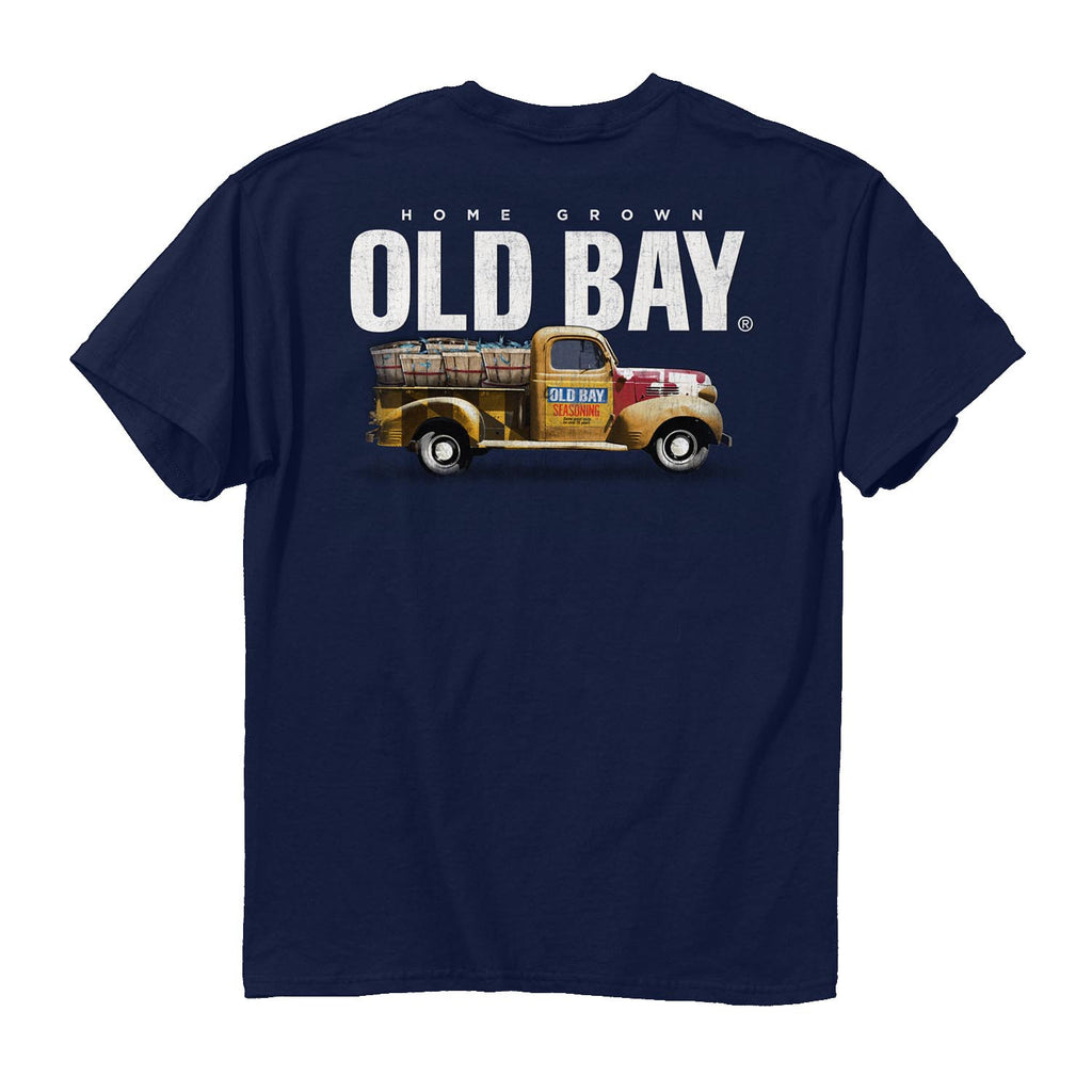 OLD BAY® Vintage Truck T-Shirt - Maryland O Mine