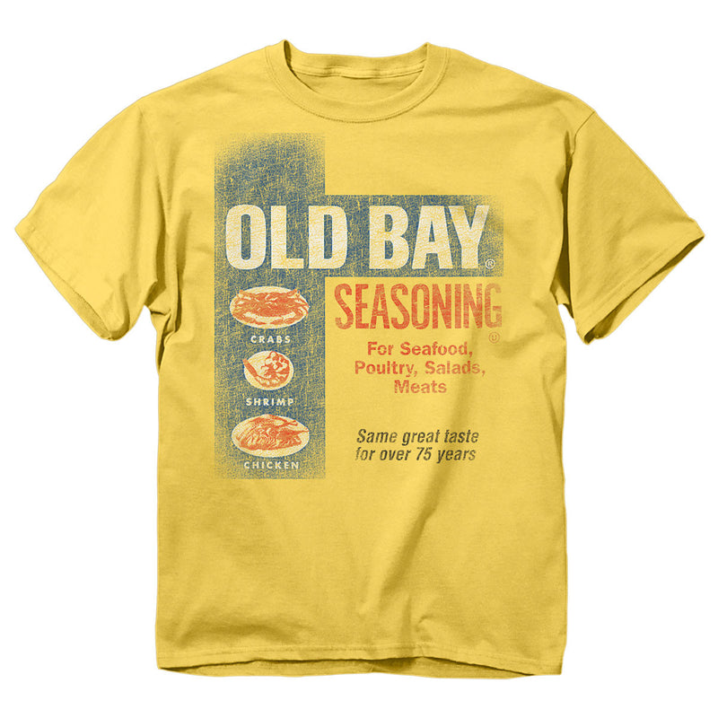 OLD BAY® Washed Can T-Shirt - Maryland O Mine