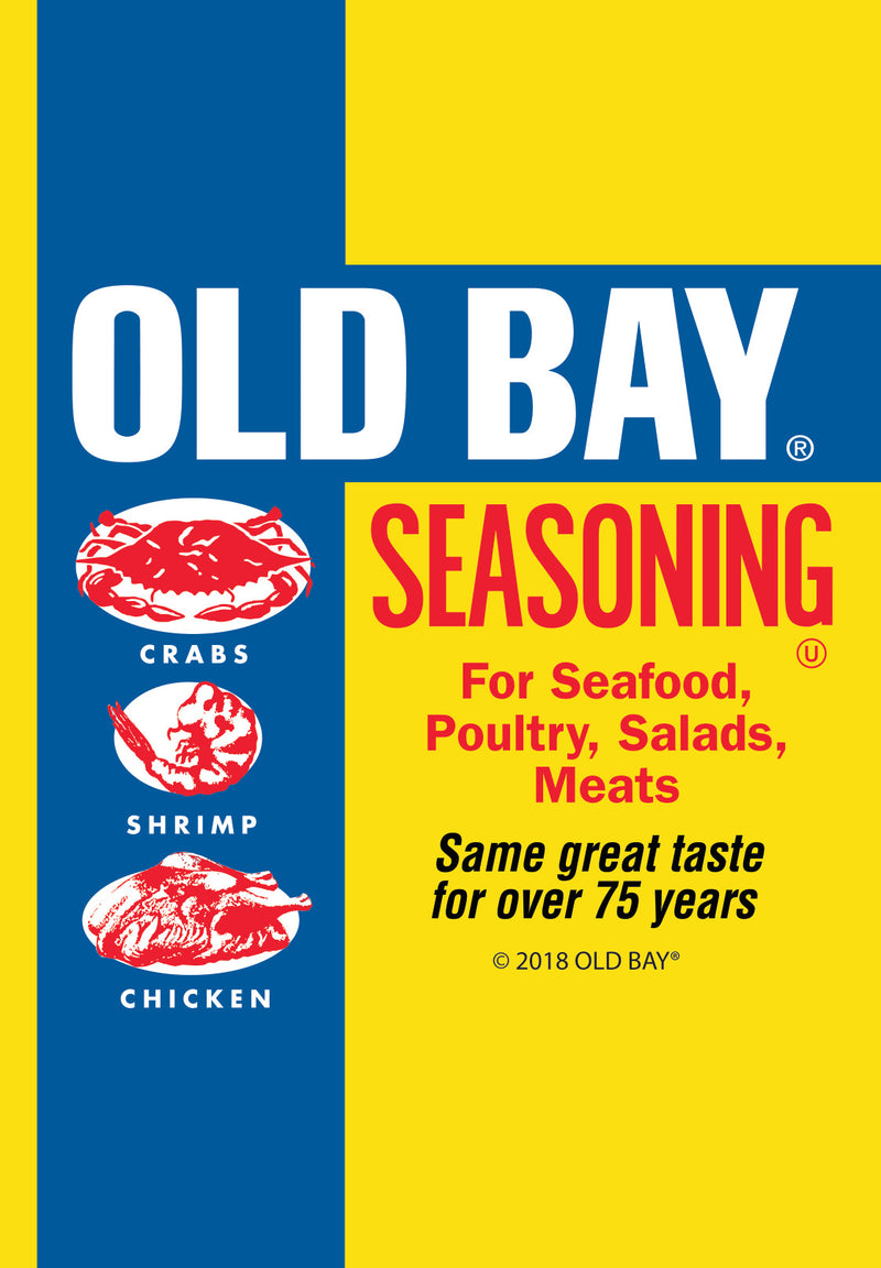 OLD BAY® Can Garden Flag - Maryland O Mine