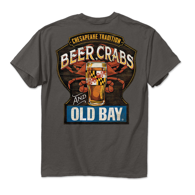 OLD BAY® Chesapeake Sign T-Shirt - Maryland O Mine