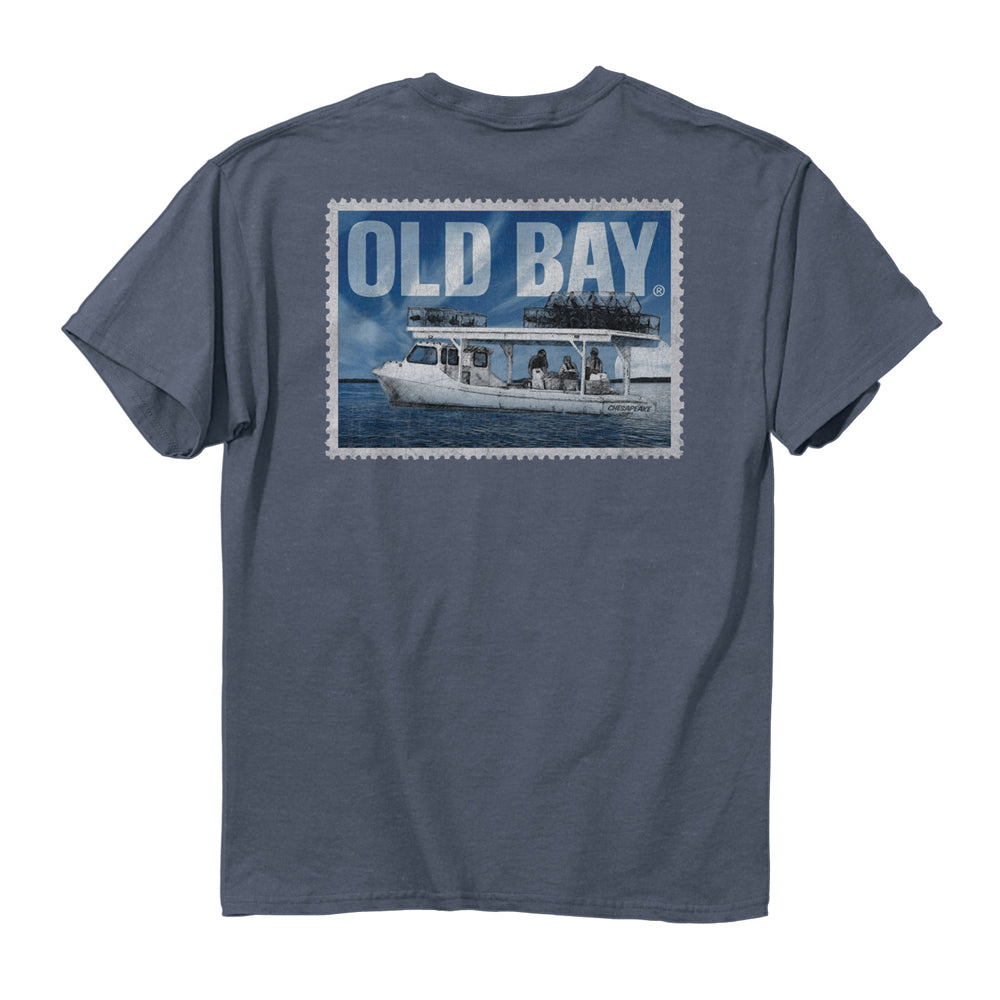 OLD BAY® Crab Boat T-Shirt - Maryland O Mine