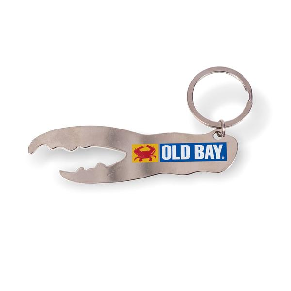 OLD BAY® Claw Bottle Opener Key Ring - Maryland O Mine