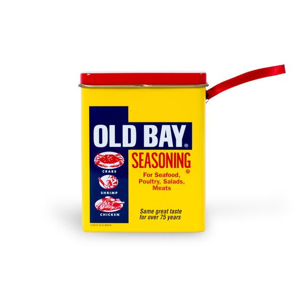 OLD BAY® Tin Ornament - Maryland O Mine