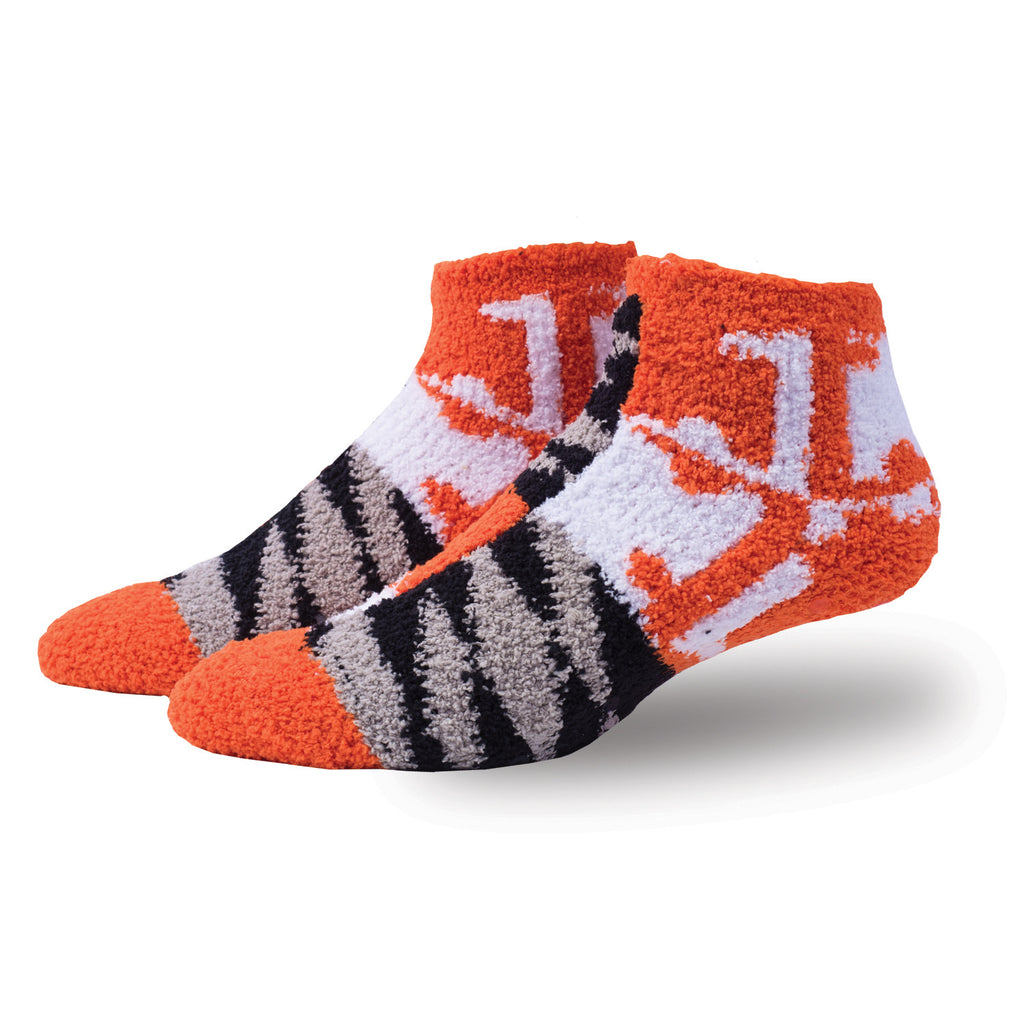 Orange Maryland Flag Sleep Socks | Maryland O Mine